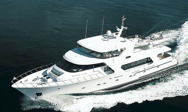 Introducing M/Y REFLECTIONS