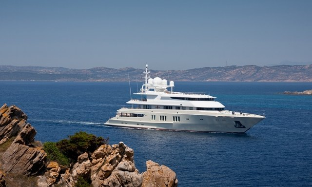 'Coral Island' Joins Charter Fleet as M/Y 'Coral Ocean'
