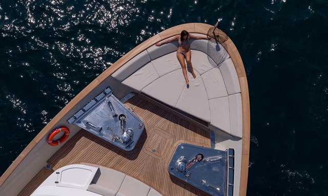 New Superyacht 'Les Bruxellois' Open For Charter