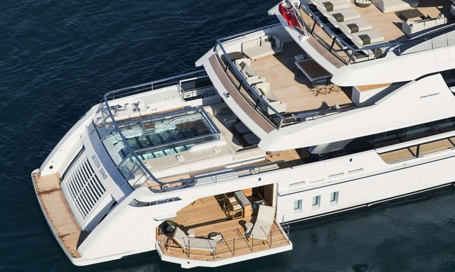 10 Top Superyachts Open For Winter Holiday Charters