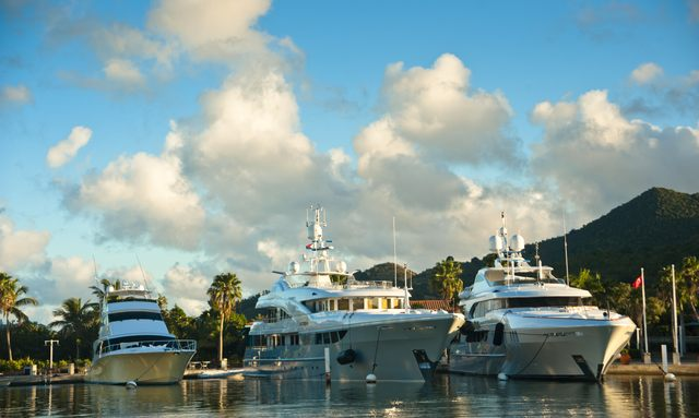 COVID-19 testing to be available for Caribbean yacht charter guests