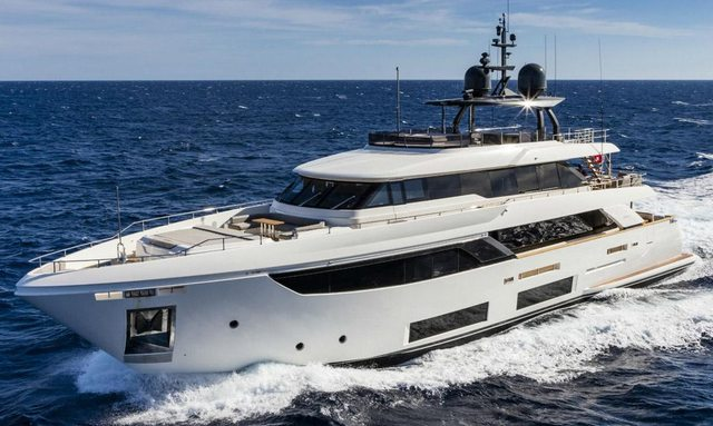 Brand New M/Y 'December Six' Opens For Charter