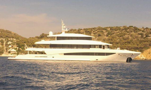 M/Y 'My Eden' joins Greek charter market