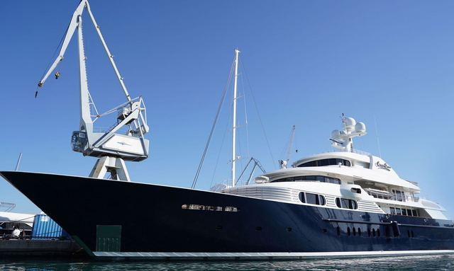 Superyacht 'Cocoa Bean' ready to rejoin charter fleet after extensive 3-year refit