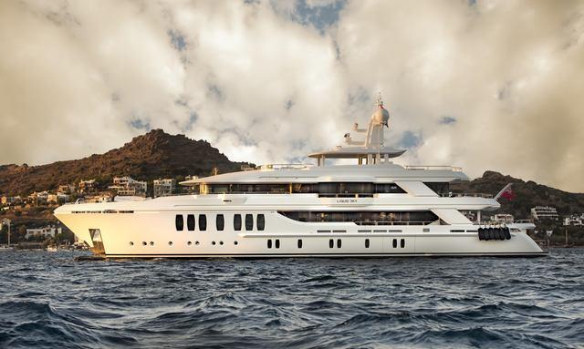 New M/Y 'Liquid Sky' Joins Global Charter Fleet