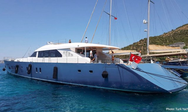 Brand new S/Y 'All About U' joins charter market