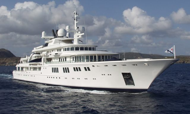 M/Y TATOOSH opens for Christmas & New Year charters