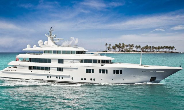 Amels M/Y 'Lady E' gets new Pop Art collection