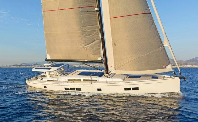 Nadamas yacht charter Hanse Yachts Sail Yacht