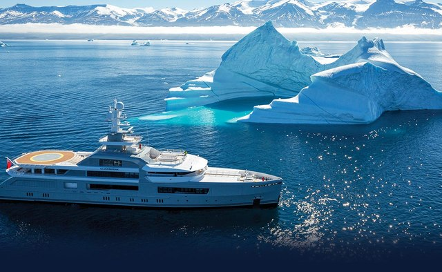 Cloudbreak yacht charter Abeking & Rasmussen Motor Yacht