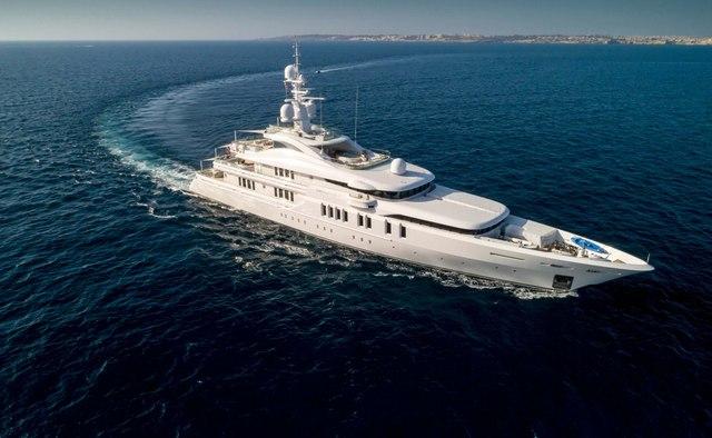 Talisman C yacht charter Turquoise Yachts Motor Yacht
