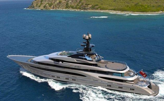 Kismet yacht charter Lurssen Motor Yacht