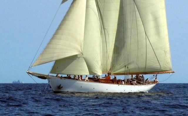 Doriana yacht charter Frederikssund Sail Yacht