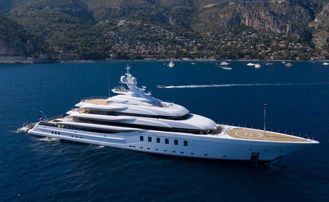 Madsummer yacht charter Lurssen Motor Yacht