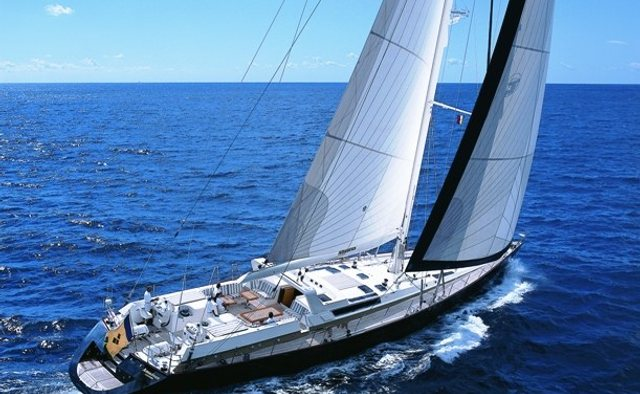 Amadeus yacht charter Dynamiq Sail Yacht