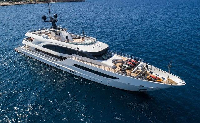 Moka yacht charter Miss Tor Yacht Motor Yacht