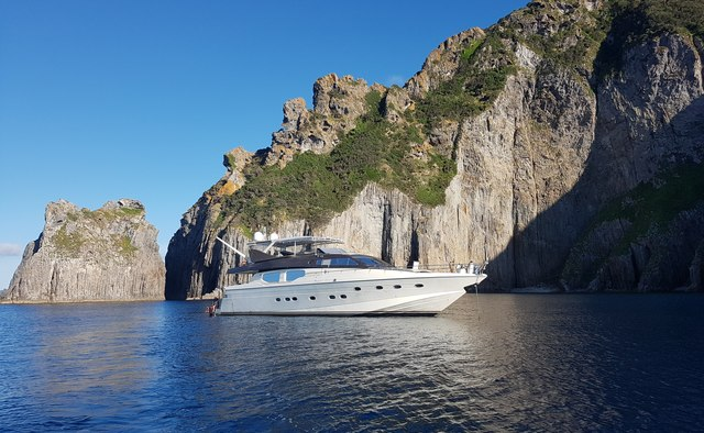 Prime yacht charter Posillipo Motor Yacht