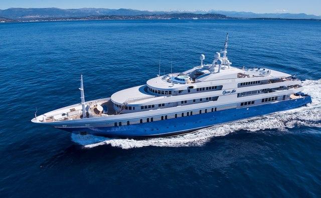 Queen Miri yacht charter Neorion Motor Yacht