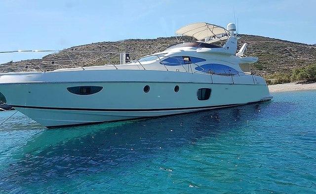 Beauty Yacht Charter in Greece
