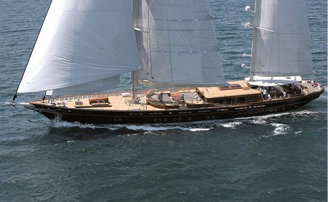 Roxane Yacht Charter in St Tropez