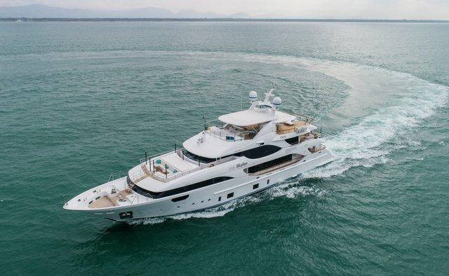 Skyler Yacht Charter in Malta