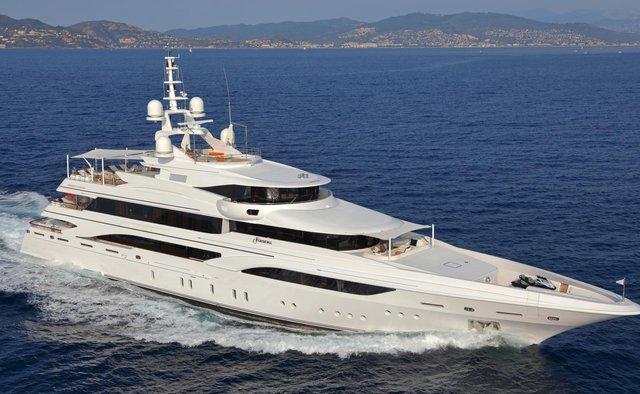 Formosa yacht charter Benetti Motor Yacht