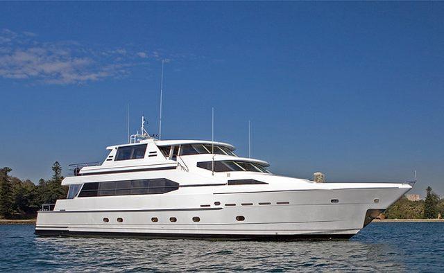 AQA Yacht Charter in Whitsundays
