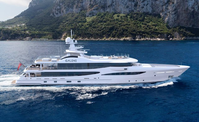 Galene yacht charter Amels Motor Yacht