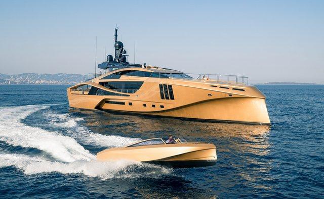 Khalilah Yacht Charter in Turkey