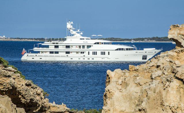 RoMa yacht charter Viareggio SuperYachts Motor Yacht