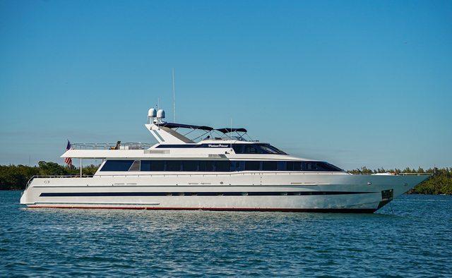 Platinum Princess yacht charter Heesen Motor Yacht