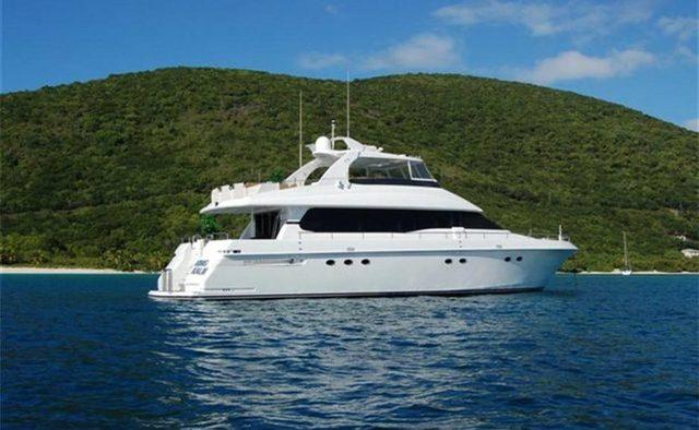 King Kalm Yacht Charter in Bahamas