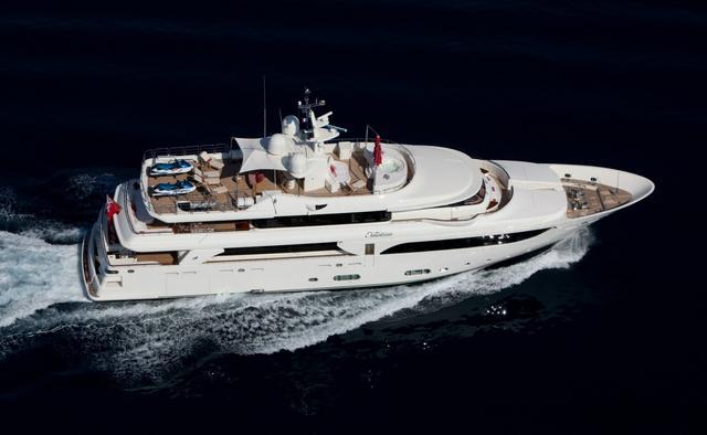 Emotion 2 yacht charter CRN Motor Yacht