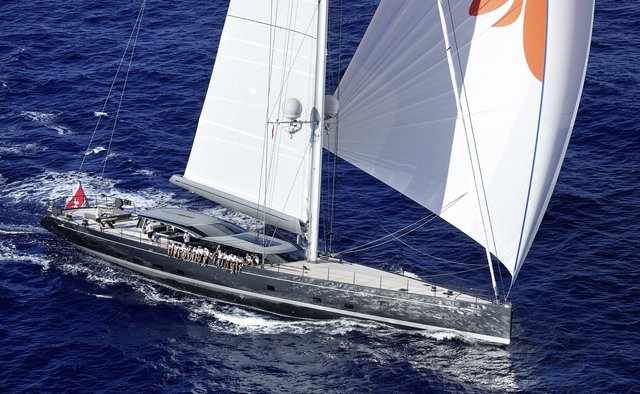 Ganesha yacht charter Vitters Sail Yacht