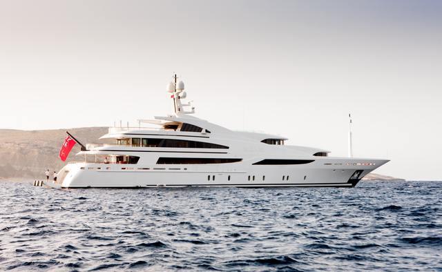 St David Yacht Charter in The Balearics