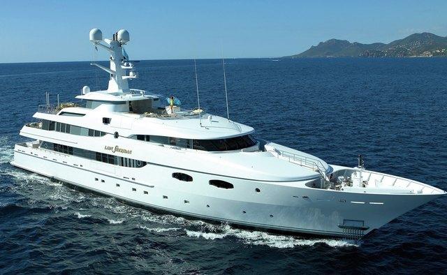 Amaral yacht charter Abeking & Rasmussen Motor Yacht