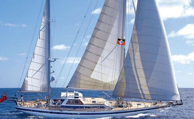Sea Shuttle yacht charter Jongert Motor/Sailer Yacht