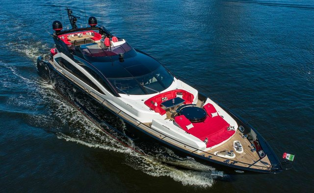 Canelo Yacht Charter in Miami