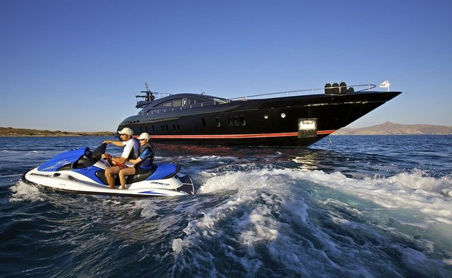 O'Pati yacht charter Golden Yachts Motor Yacht