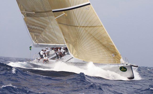 Roma yacht charter Latini Marine Sail Yacht