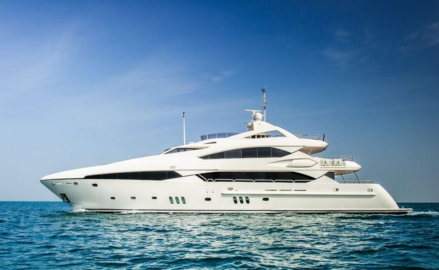 Iman Yacht Charter in East Coast Italy