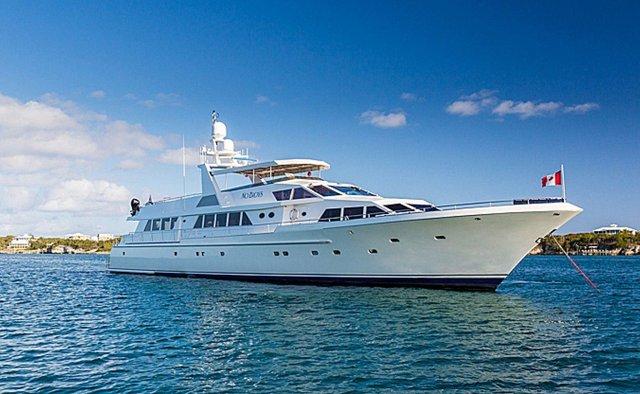 No Buoys Yacht Charter in Nassau