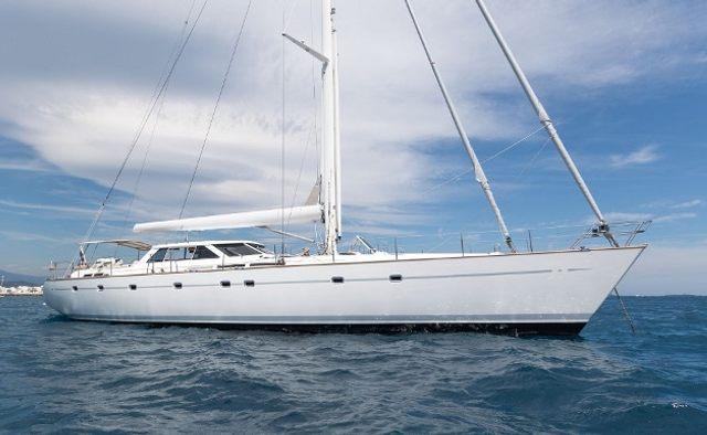 Adesa yacht charter Fitzroy Sail Yacht