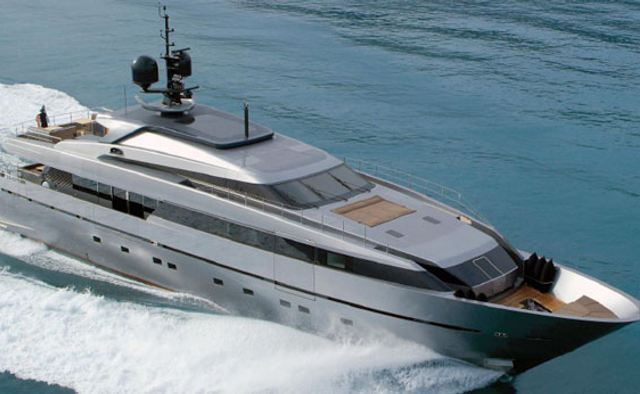 Tesoro Yacht Charter in South of France