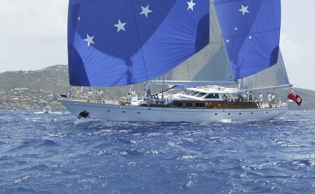 Freedom yacht charter Picchiotti Sail Yacht