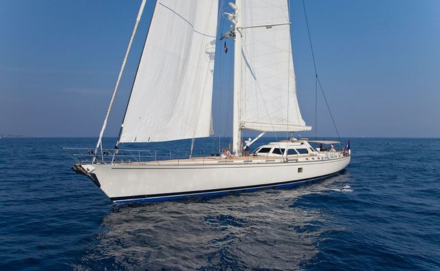 Mirabella yacht charter Concorde Yachts Sail Yacht