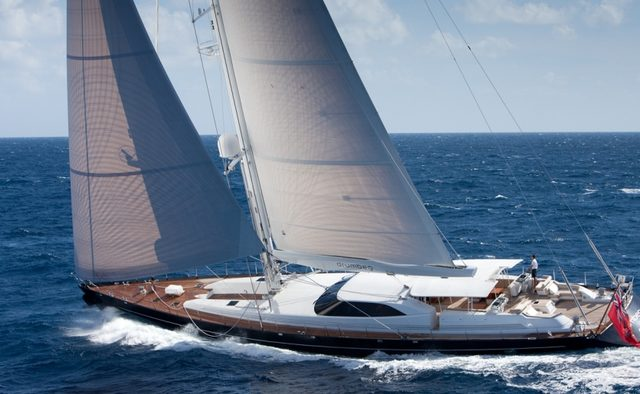 Guillemot Yacht Charter in Fiji