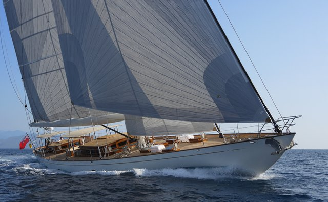 Eugenia VII yacht charter Turquoise Yachts Sail Yacht
