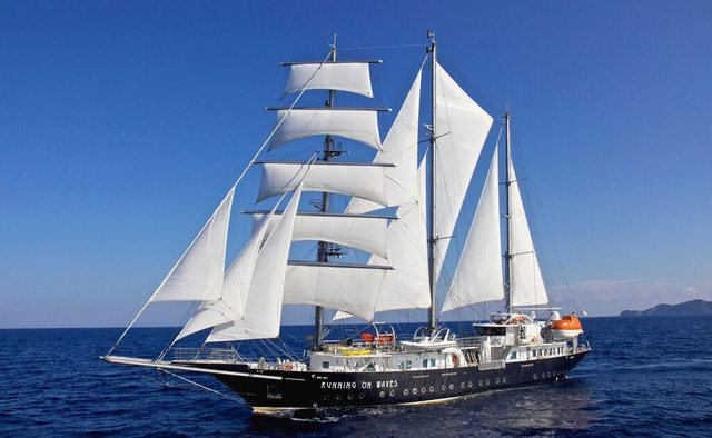 Running On Waves Yacht Charter in The Balearics