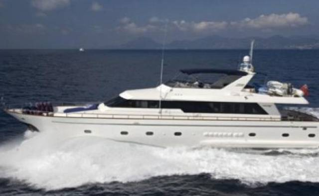 Jaan Yacht Charter in Northern Europe